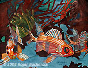 Spine Fish by Roger Bacharach