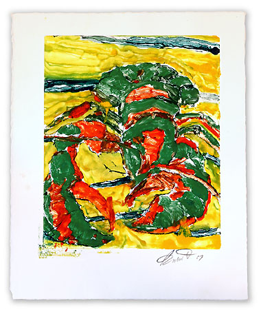 Maine Lobster by Roger Bacharach