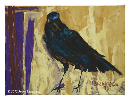 The Grackle by Roger Bacharach